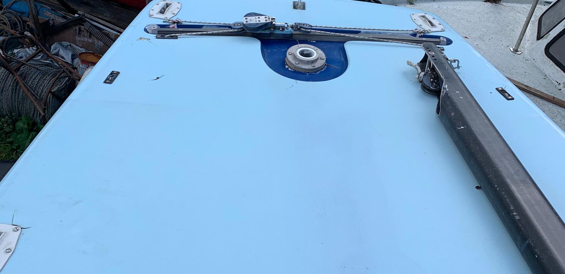 Pelle Petterson 6 Metre Blue Bird