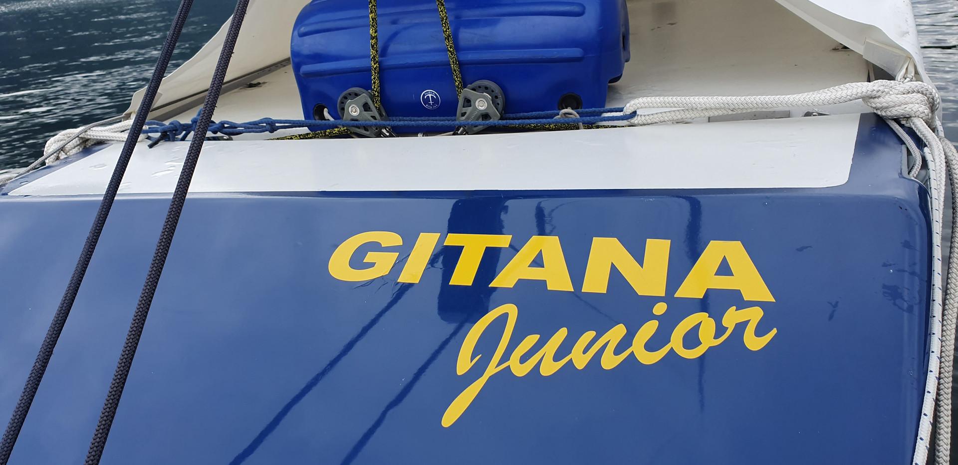 Gitana Junior II 6 Metre