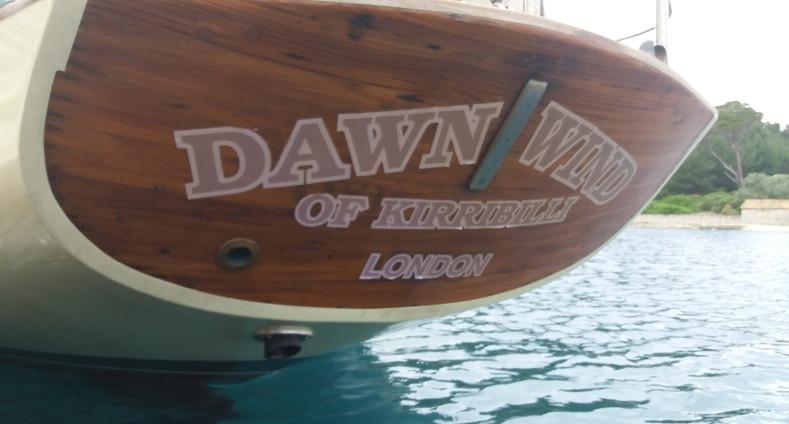 Daw Wind - 1965 Randell 33ft