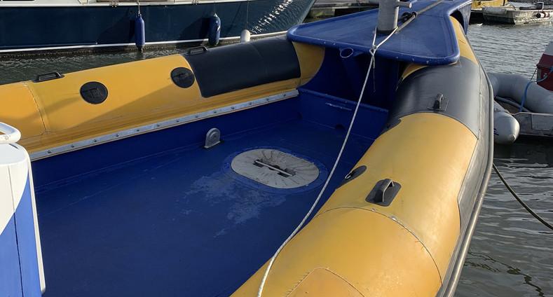 Bear Grylls Ocean Dynamics 35 RIB