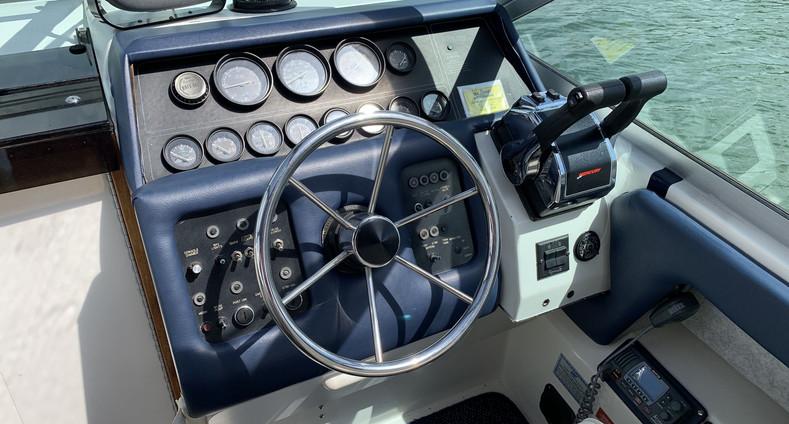 Sea Ray 250 Weekender