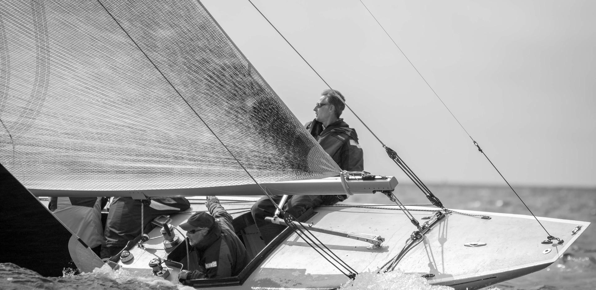 Victoria - Johan Anker 6 Metre