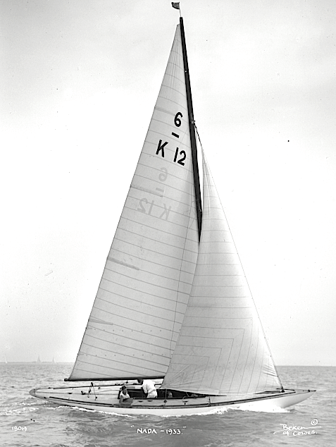 Nada - William Fife III 6 Metre