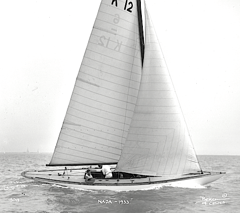 Nada - William Fife III 6 Metre