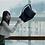 Thumbnail: PREGES Original Matte Black Handbag