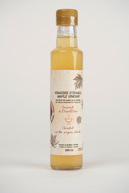 Vinaigre de vin d'érable bio   250 ml