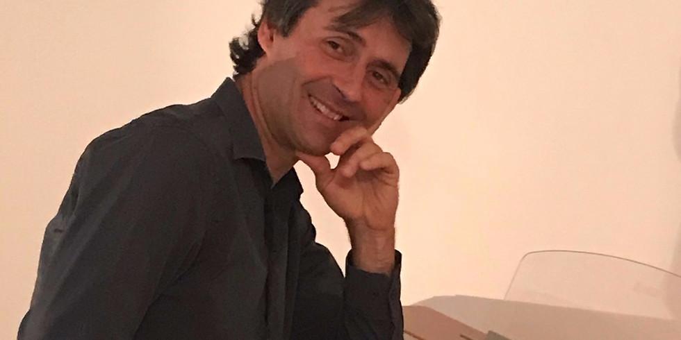 Frédéric Brunel en concert
