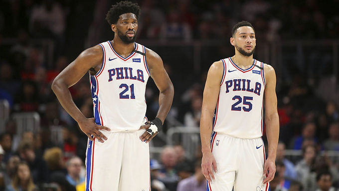 Sixers Sweep & The Doncic Dagger