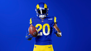 2020 NFL Uniform Rankings