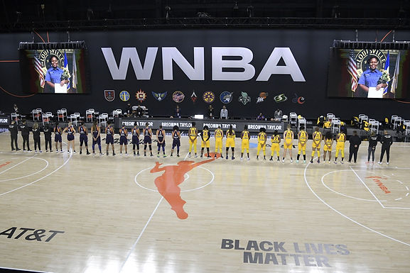 Building Fan Equity: The NBA and WNBA