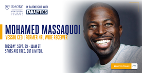 Speaker Series Pt. 2: Mohamed Massaquoi