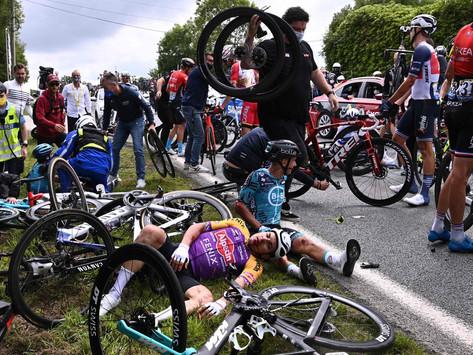 Tour de France,  Political Olympics, & WCWS Ratings