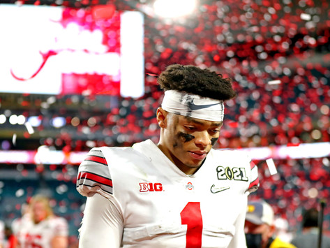 The Fall of Justin Fields? An Information Cascade Theory