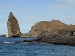 10-29-14 Zodiac, beach  Bartolome Island (49)