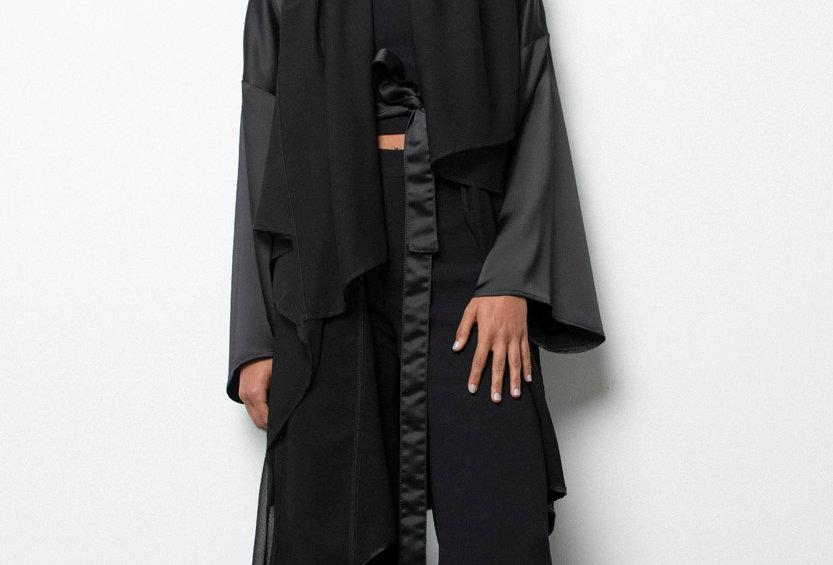 Kimono Origen -Black