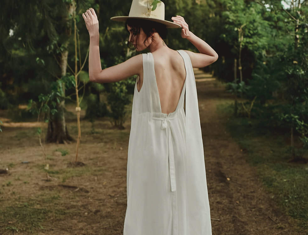 Vestido Sand - Bride