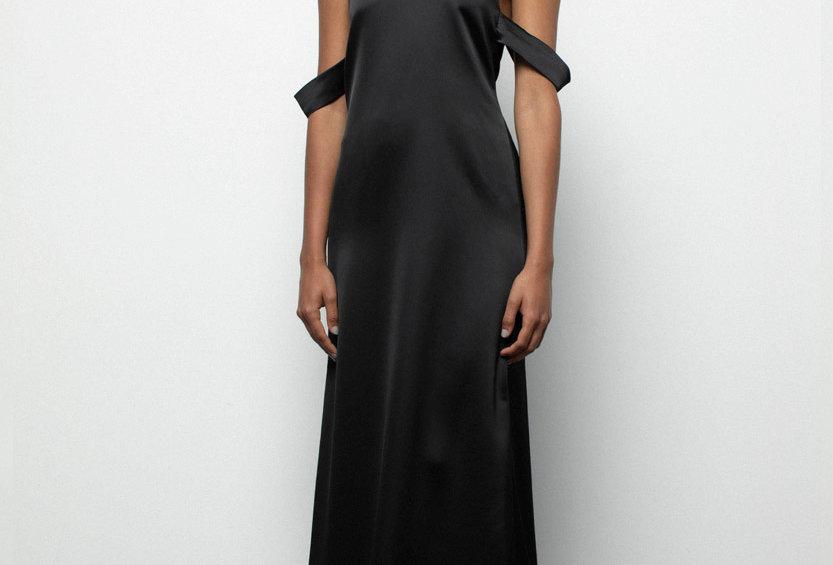 Vestido Acción -Black