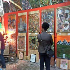 L.A.V.A. Art Fundraiser 2016