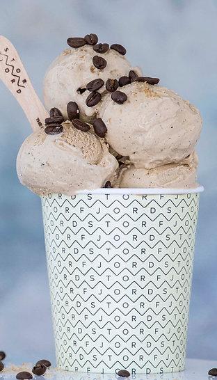 KAFFEIS med smak fra JACU KAFFE - 500 ml