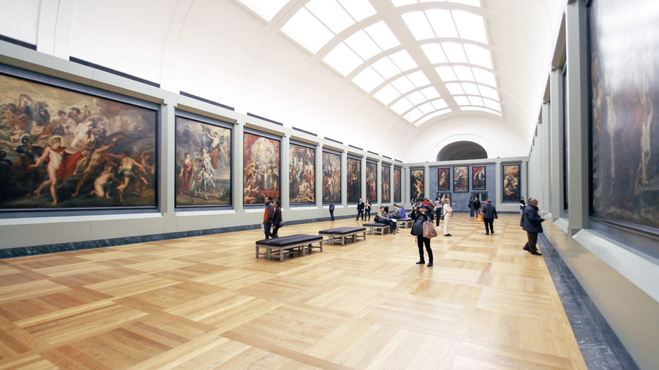 How To Survive A Mega-Gallery Visit