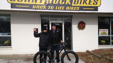 The Jonny Rock Fat Bike - Is here!