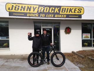 The Jonny Rock Fat Bike - Is here!