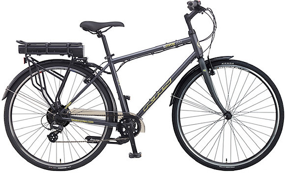 KHS Envoy 200 Mens E-Bike