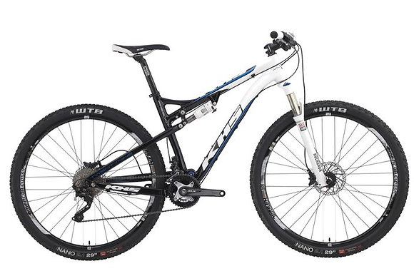 KHS 29'r Full Suspension Prescott - 2015 NEW