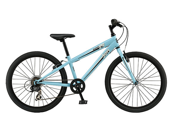 Sun 24inch Mountain Bike - Girls