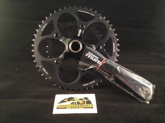 SRAM Rival Crankset 50/34T 175mm