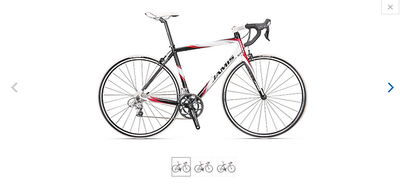 2011 Jamis Ventura Race Bike 48cm
