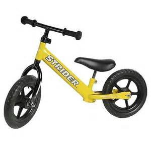 Strider Kids Balance Bike - COLORS VARY