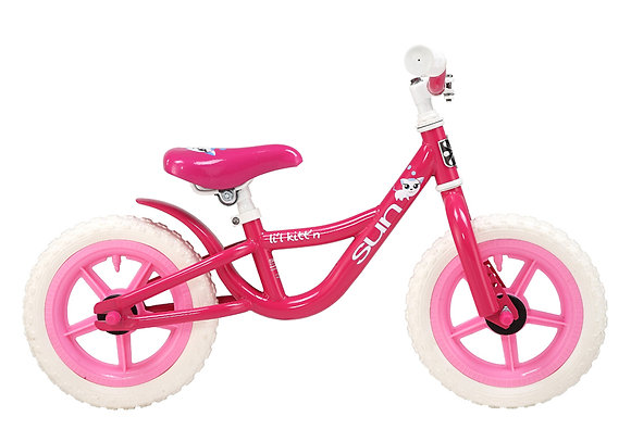 Sun Girls Balance Bike