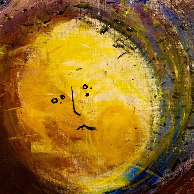 """""""Uncertain Sun"""""""