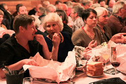 Fun at the Fish & Chip Supper