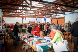 ANZAC Hall booksellers