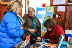 Joy Cowley book signing