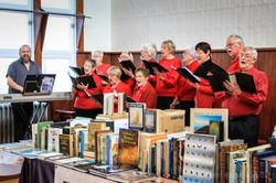 David Dell & Choir