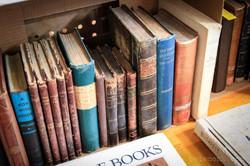 Rare antiquarian books