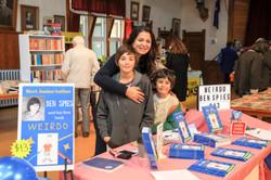 Ben Spies, youngest Booktown author!
