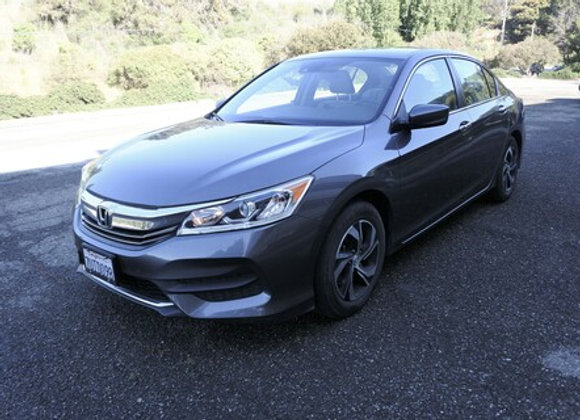 Honda  Accord LX (Gray )