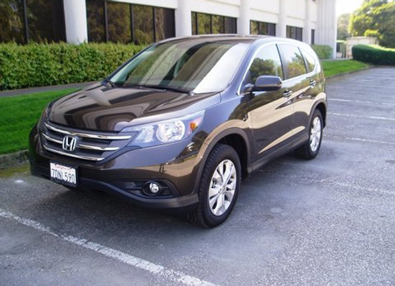 Honda CRV EX (Brown)