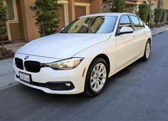 BMW 320i (White)