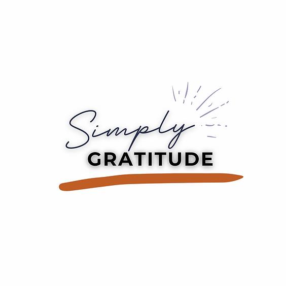 Simply GRATITUDE