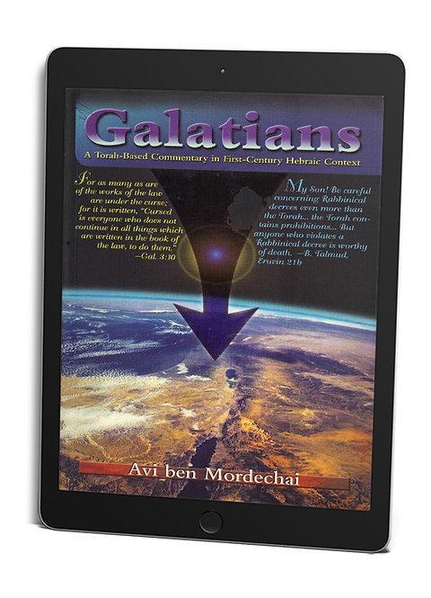 Galatians E-Book PDF ONLY