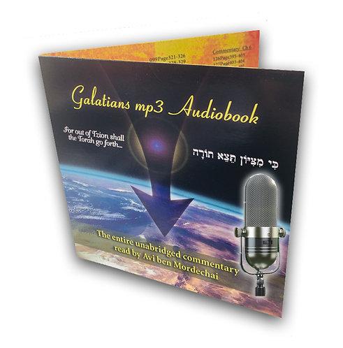 Galatians MP3 Audio Disc