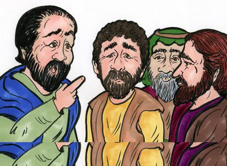 Parashat Ki-Tisa - Exodus 34:7 - An alternate reading revealing Messianic Mercy and Forgiveness