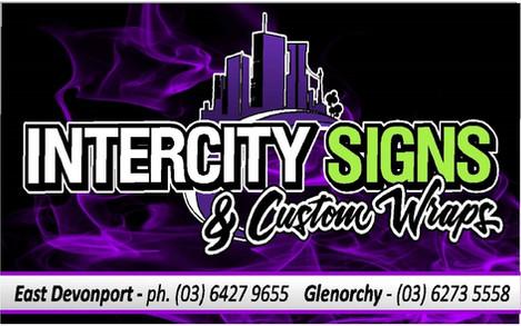 Intersity Signs