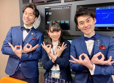 NHKさいたまFM「日刊!さいたま~ず」生放送出演!!