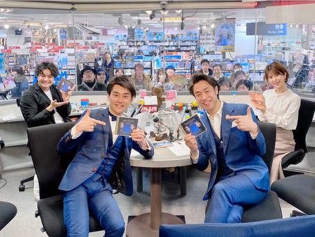 1/21(火)FM NACK5『キラスタ』公開生放送!